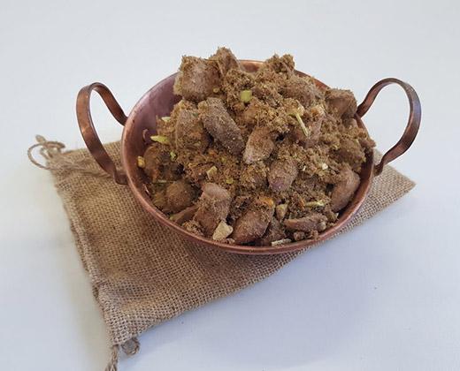 Freeze Dried Raw Dog Food Photo