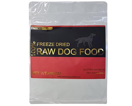 Freeze Dried Raw Dog Food 400gm