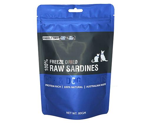 Freeze Dried Whole Sardines
